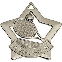 Mini Star Tennis Medal</br>AM727S